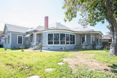 Porterville Single Family Home For Sale: 221 E Mill Street