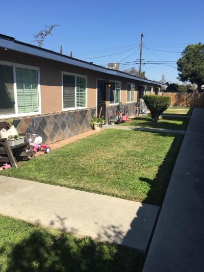 Reedley Multi Family Home For Sale: 760 Duff Avenue