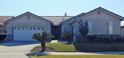 Lemoore Single Family Home For Sale: 1623 Eagle Street