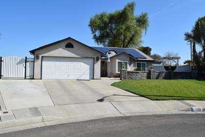 Hanford Single Family Home For Sale: 1000 W Audubon Road