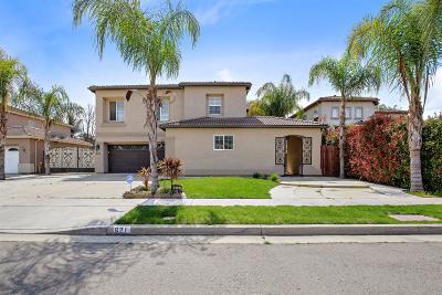 Visalia Single Family Home For Sale: 621 E La Vida Avenue