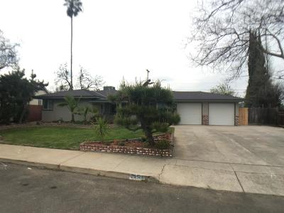 Fresno Single Family Home For Sale: 2153 Norris Drive W