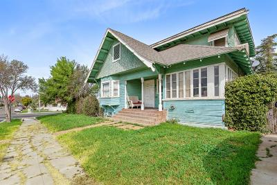 Tulare County Single Family Home For Sale: 418 E Mill Avenue