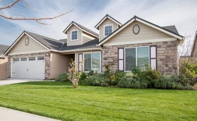 Tulare Single Family Home For Sale: 2653 Emerald Bay Avenue