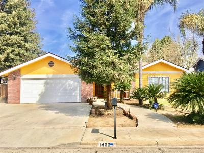 Tulare County Single Family Home For Sale: 1460 W Westfield Avenue