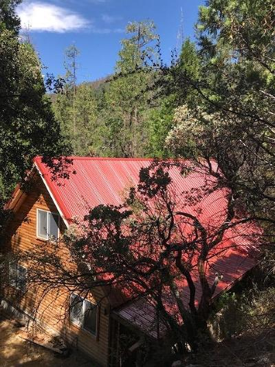 Camp Nelson CA Single Family Home For Sale: $230,000