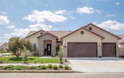 Visalia Single Family Home For Sale: 4501 W Oriole Avenue