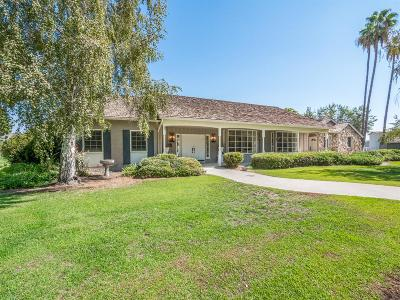 Hanford Single Family Home For Sale: 10780 Furlong Drive