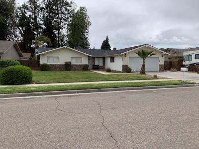 Tulare Single Family Home For Sale: 1630 Kaweah Drive