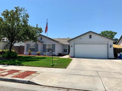 Lemoore Single Family Home For Sale: 1591 Humboldt Street