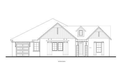 Visalia Single Family Home For Sale: 3500 W Lark Avenue