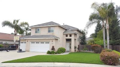 Visalia Single Family Home For Sale: 2223 S Stevenson Court