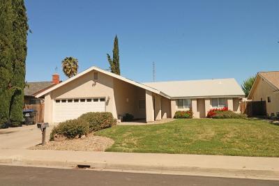 Visalia Single Family Home For Sale: 4014 W Monte Vista Avenue