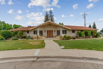 Reedley Single Family Home For Sale: 1411 N Frankwood Avenue