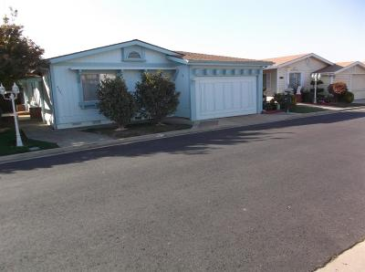 Visalia Single Family Home For Sale: 4641 S Terrace Street