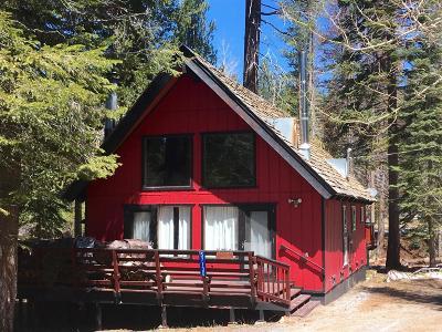 Springville Single Family Home For Sale: 57130 Ponderosa Drive
