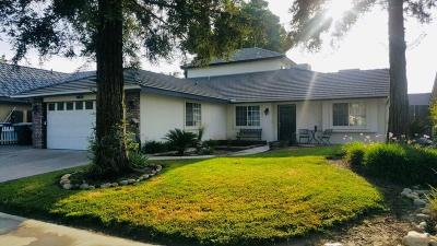 Tulare Single Family Home For Sale: 596 Tuohy Street