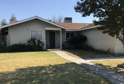 Porterville Single Family Home For Sale: 1165 Jean Avenue