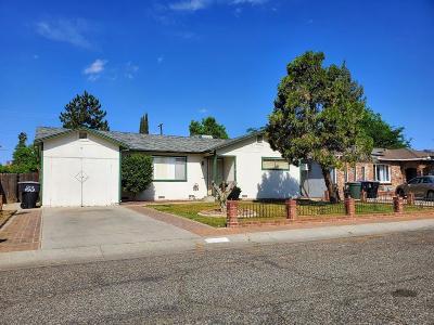 Visalia Single Family Home For Sale: 1703 S Bardo Street