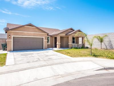 Hanford Single Family Home For Sale: 1529 Sidonia Street