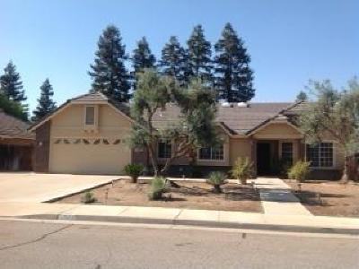 Visalia Single Family Home For Sale: 5942 W Cambridge Avenue W