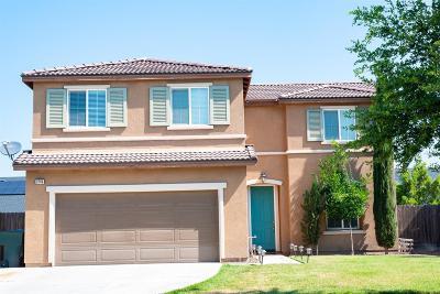 Visalia Single Family Home For Sale: 3746 W Buena Vista Avenue
