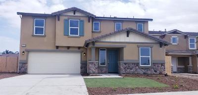 Visalia Single Family Home For Sale: 137 E Dove Lot#83 Avenue E