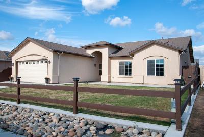 Visalia Single Family Home For Sale: 30940 Wolf Street
