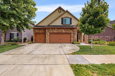 Visalia Single Family Home For Sale: 2416 N Shady Street