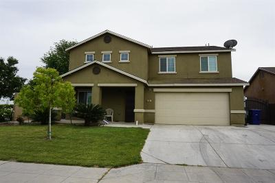 Fresno Single Family Home For Sale: 5501 W Dayton