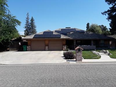 Porterville Single Family Home For Sale: 1430 W La Vida Lane