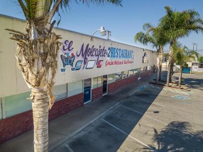 Tulare County Business Opportunity For Sale: 322 W Honolulu Street