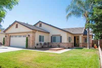 Tulare CA Single Family Home For Sale: $285,000