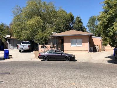 Porterville Multi Family Home For Sale: 832 Forrester Court