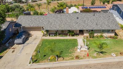 Porterville Single Family Home For Sale: 1043 Highland Drive