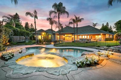 Visalia Single Family Home For Sale: 5709 W Seeger Court