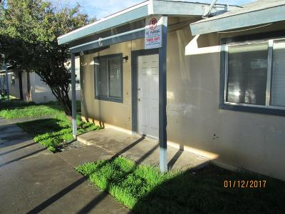 Tulare Multi Family Home For Sale: 235 S F Street
