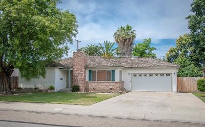 Visalia Single Family Home For Sale: 2334 W Harvard Avenue