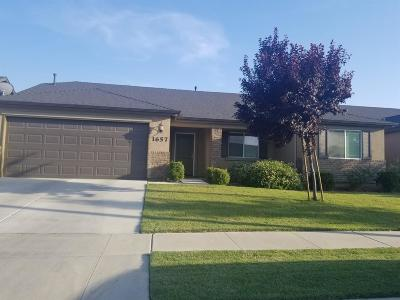 Tulare Single Family Home For Sale: 1657 Hermosa Avenue