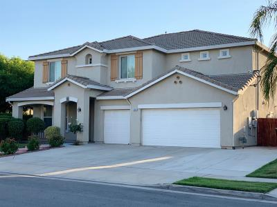 Tulare Single Family Home For Sale: 299 Campbell Court