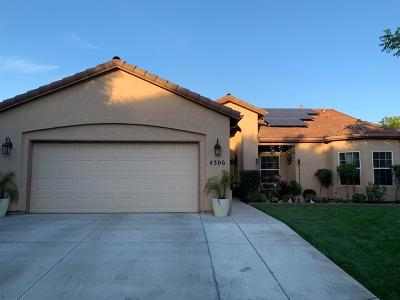 Visalia Single Family Home For Sale: 4306 S Fulgham Street