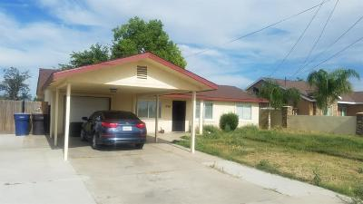 Tulare CA Single Family Home For Sale: $239,000