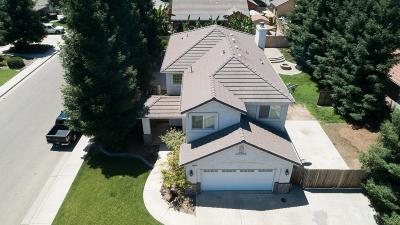 Visalia Single Family Home For Sale: 833 W Ashland Avenue