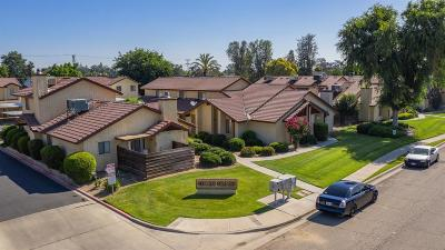 Visalia Multi Family Home For Sale: 4230 W Cypress Avenue