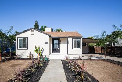 Visalia Single Family Home For Sale: 1118 N Jacob Street