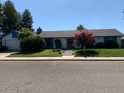Porterville CA Single Family Home For Sale: $239,950