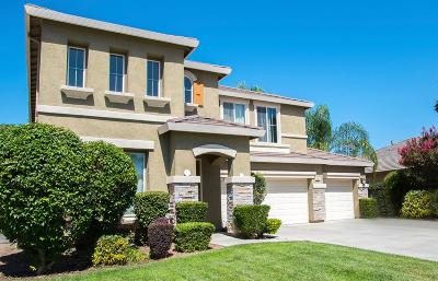Tulare Single Family Home For Sale: 287 Andrews Court