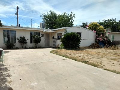 Visalia Single Family Home For Sale: 1621 N Elm Street