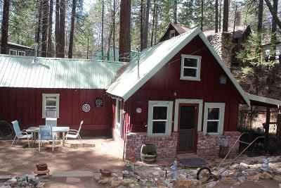 Pierpoint Springs, Camp Nelson, Cedar Slope, Alpine Village, Sequoia Crest, Ponderosa Single Family Home For Sale: 431 Brook Drive