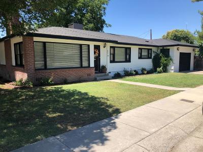 Porterville Single Family Home For Sale: 231 N Larson Street